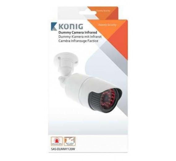 Dummy kamera IP44 med dioder-01