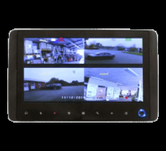 trådløs monitor til overvågning