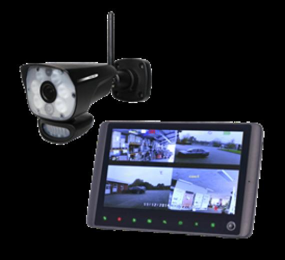 Trådløs videoovervågning Secvision SP-SV5400kit