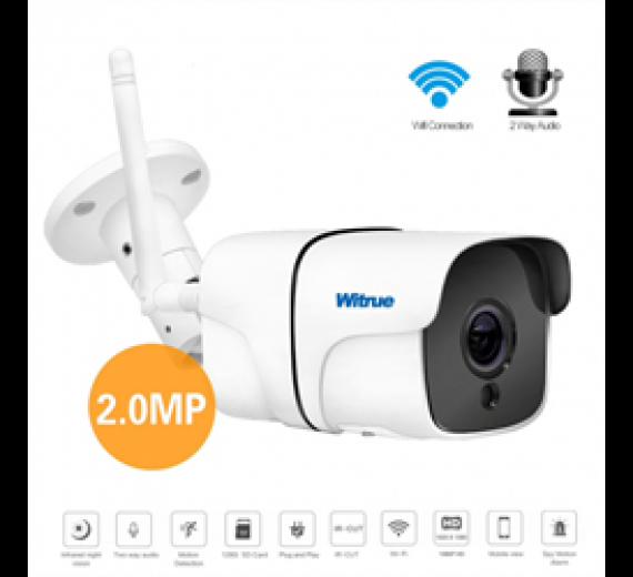 Udendørs HD WiFi kamera-01