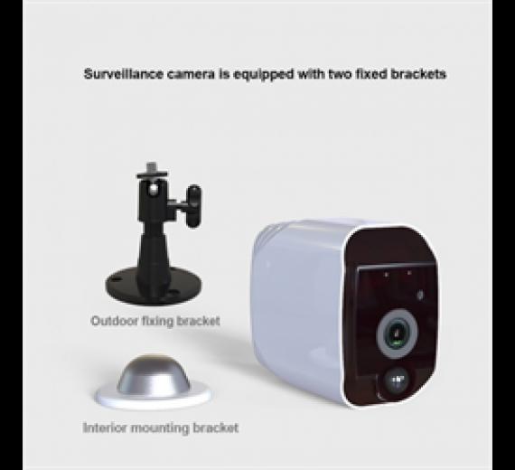Wifi kamera på batteri udendørs. Helt trådløst-01