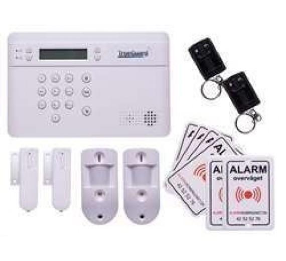 Foto alarm stor pakke med fjernbetjeninger
