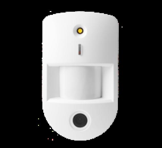 Foto sensor med vidvinkel