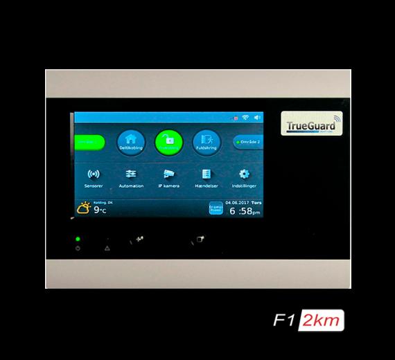 SmartHome panel