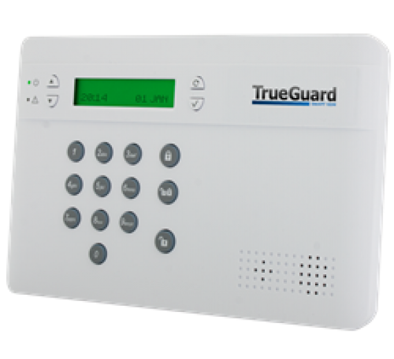 Alarmpanel TrueGuard SMART