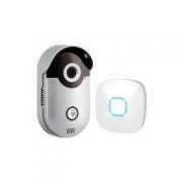 Ringeklokke med videokamera