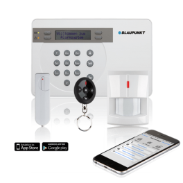 Blaupunkt GSM alarmsystem