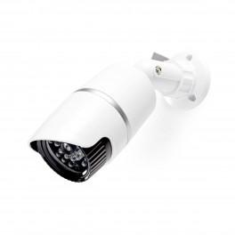Dummy kamera IP44 med dioder