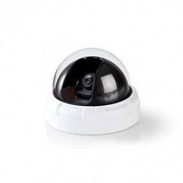 Dummy kamera dome med diode