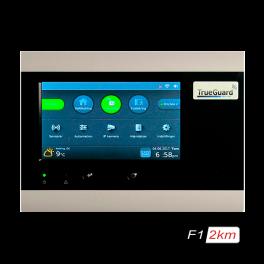SmartHome alarmpanel