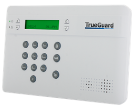 Alarmpanel TrueGuard SMART