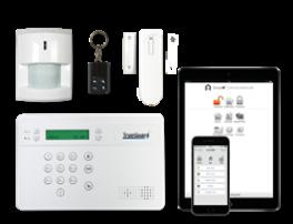 Alarmpakke TrueGuard Pro+ med sensorer