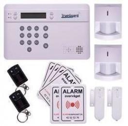 TrueGuard SMART alarm til rækkehus med fjernbtj