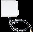 Retningsbestemt antenne til videokamera