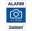 Foto Alarm klistermærke